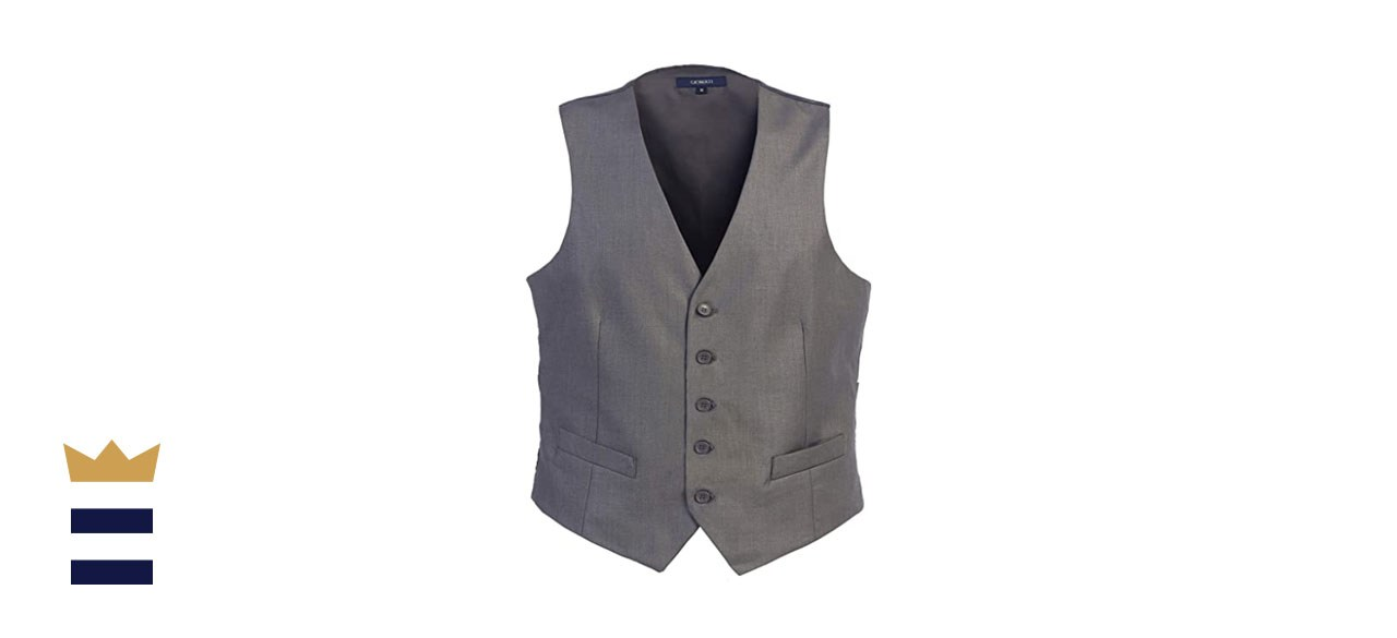 Gioberti Formal Suit Vest