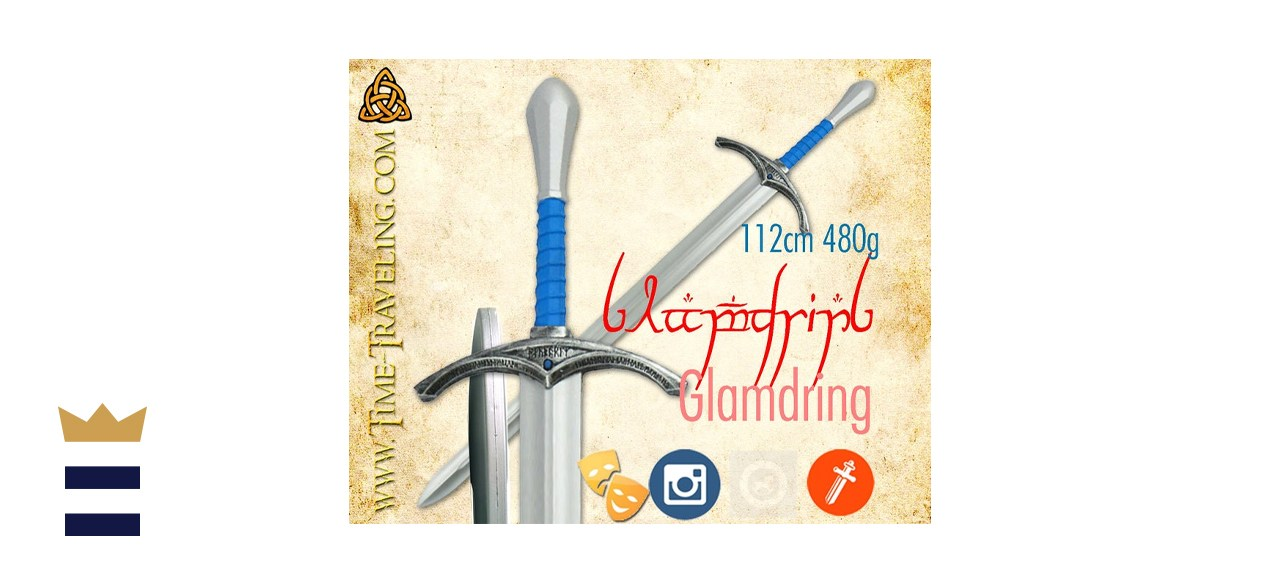 Glamdring LARP and Cosplay Sword