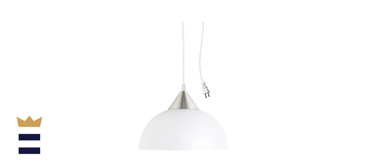 Globe Electric Plug-In Hanging Pendant