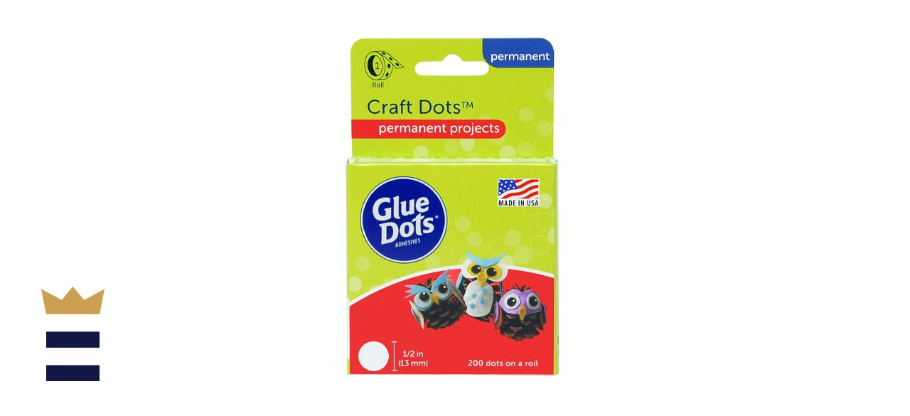 Glue Dots Craft Dots Adhesive Roll