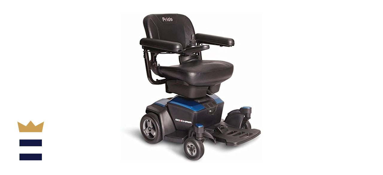 GO CHAIR Pride Mobility Travel Electric Wheelchair