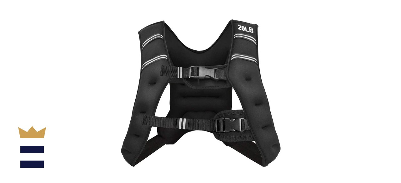 Go Plus Weighted Vest