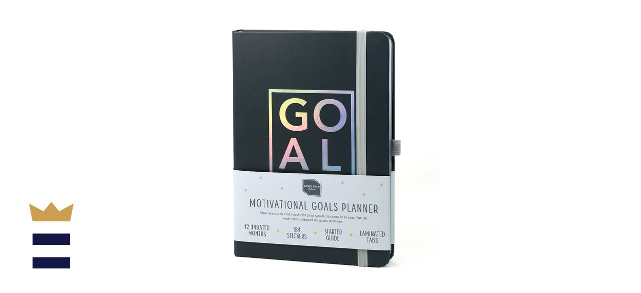 Boxclever Press Goal Planner
