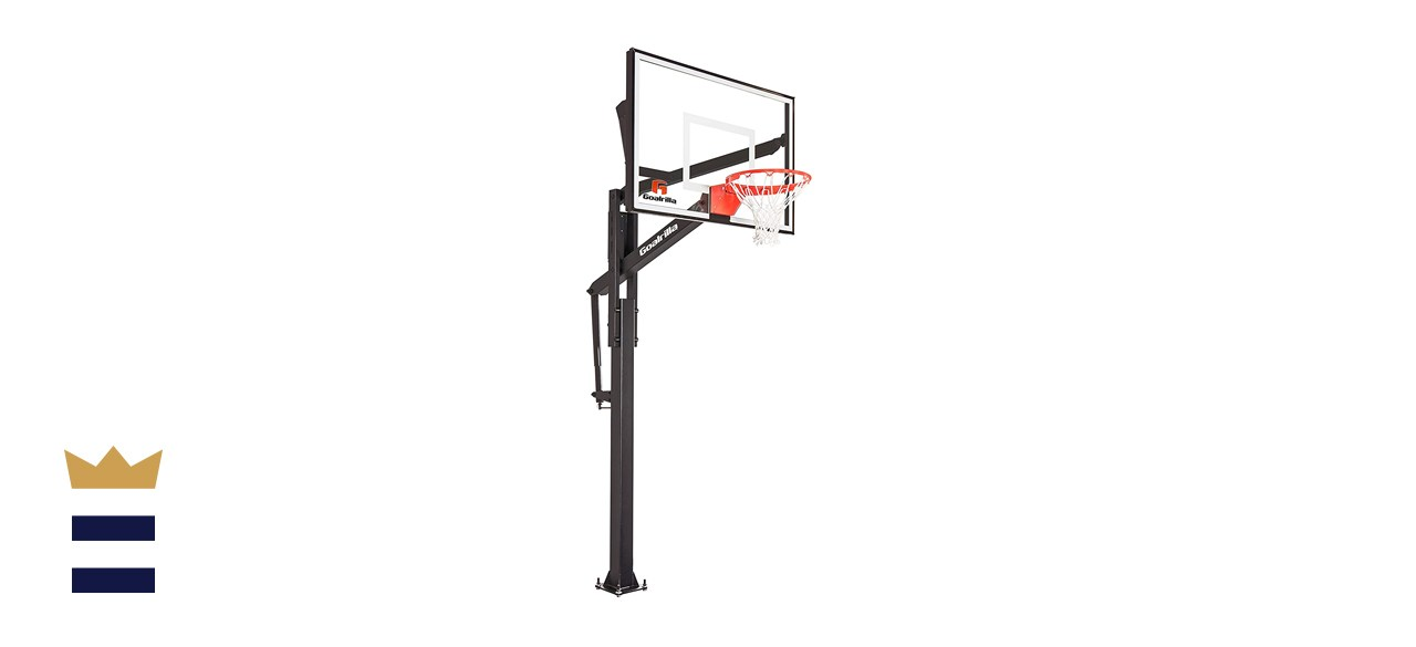 Goalrilla FT54 Series In-Ground Basketball Hoop