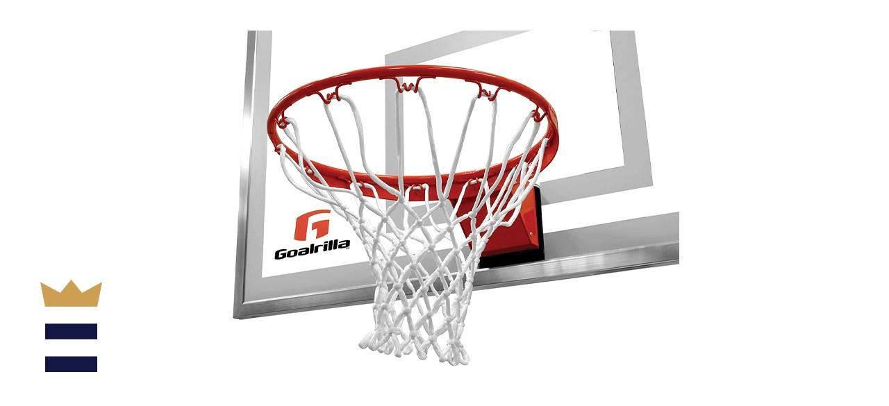Goalrilla Pro-Style Heavy Weight Flex Rim Basketball Hoop