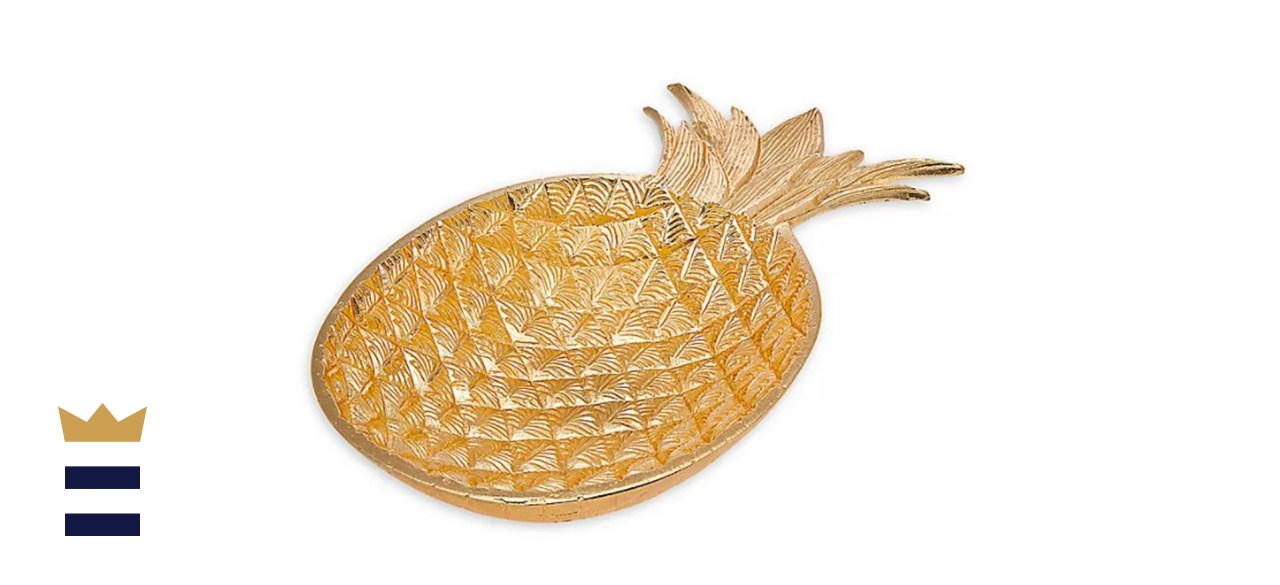 Godinger Pineapple Serving Tray