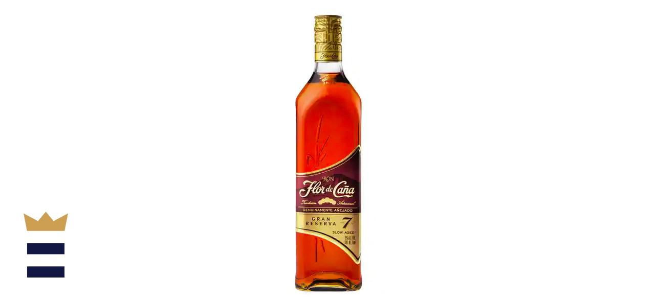 Flor de Caña 7 Year Old Rum Gran Reserva