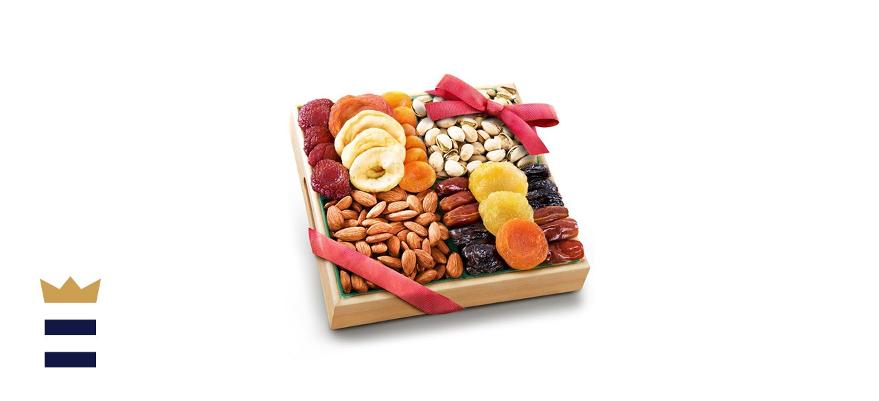 Golden State Pacific Coast Classic Dried Fruit Tray Gift