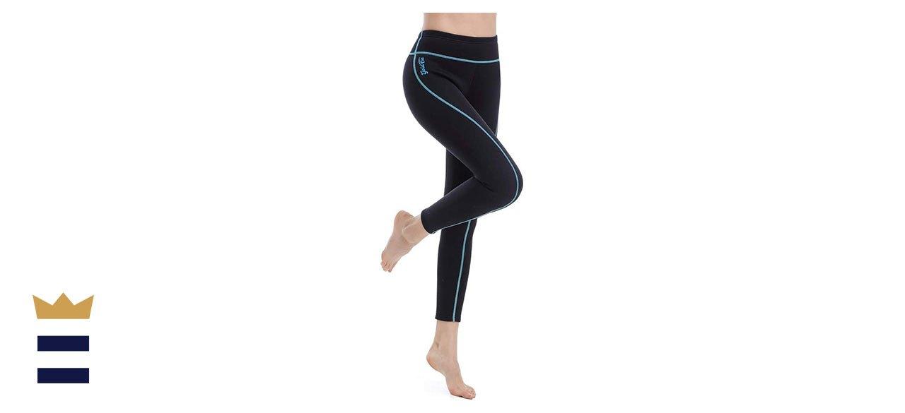 GoldFin Wetsuit Pants Women