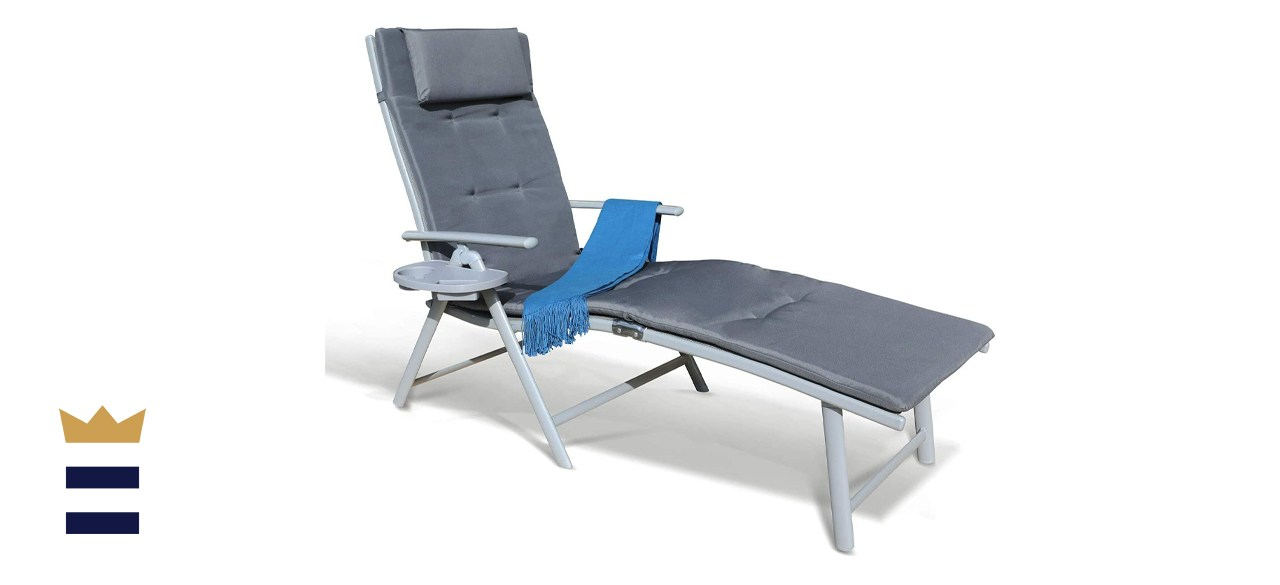 GOLDSUN Aluminum Outdoor Folding Chair