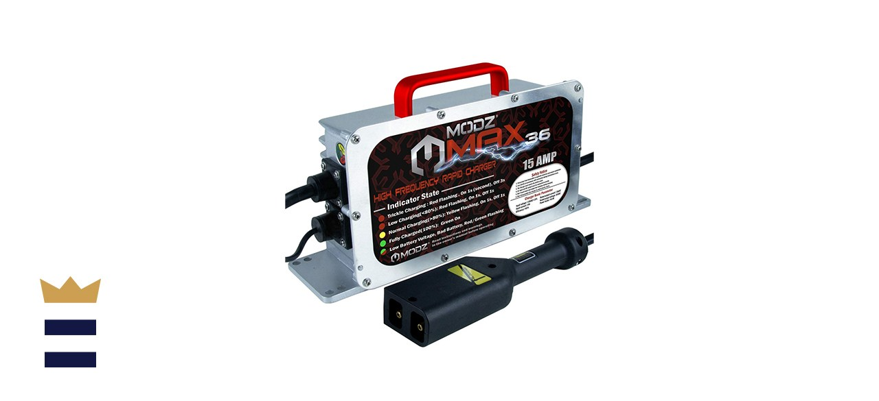 Golf Cart King MODZ Max36 Battery Charger