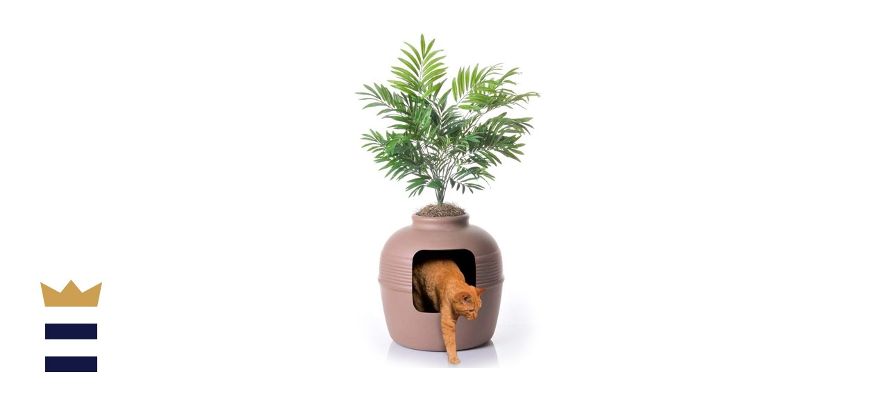 Good Pet Stuff Hidden Cat Litter Planter
