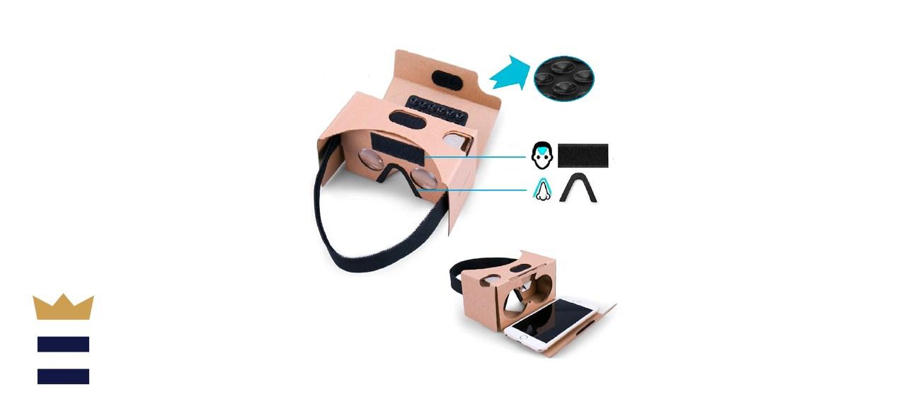 Google Cardboard V2 3D VR Box
