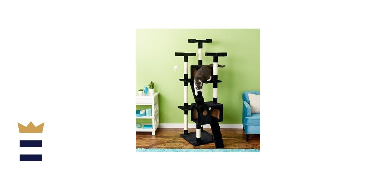 "GoPetClub 72"" Cat Tree"