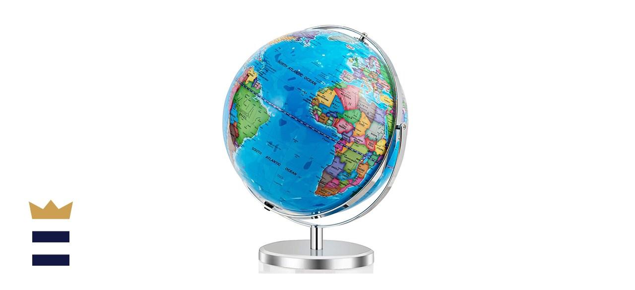 Goplus Desktop World Globe