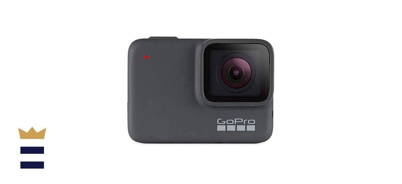 GoPro HERO7 Silver 4K Waterproof Action Camera
