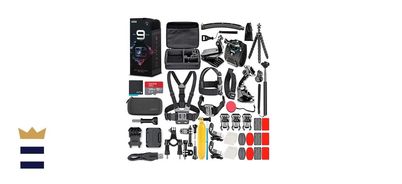 GoPro HERO9 Camera Bundle