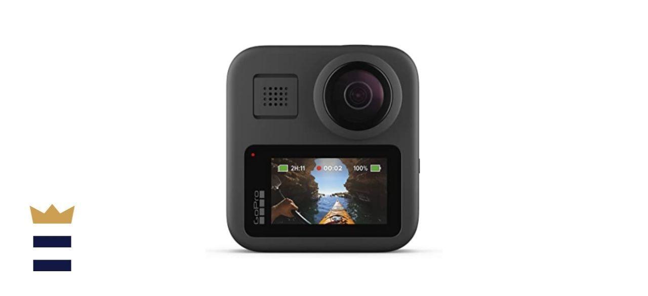 GoPro MAX Waterproof 360-Degree Camera