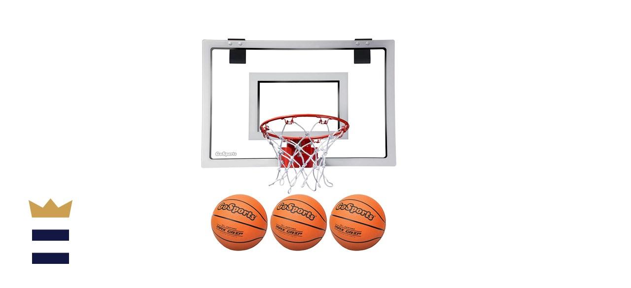 GoSports Basketball Door Hoop