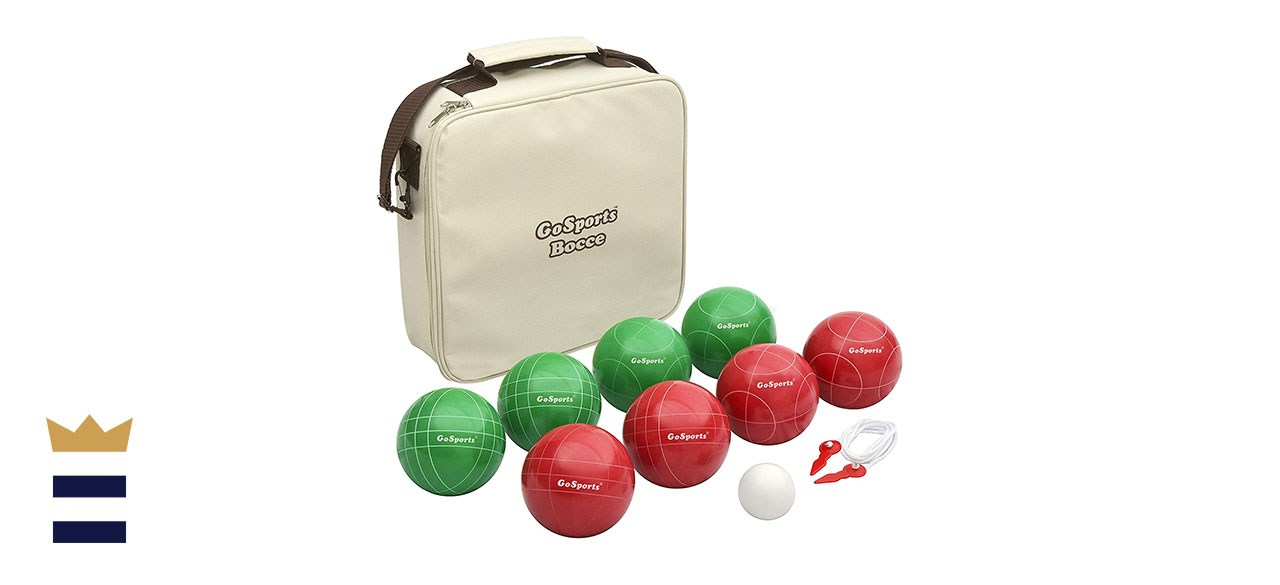 GoSports Premium Regulation Bocce Set