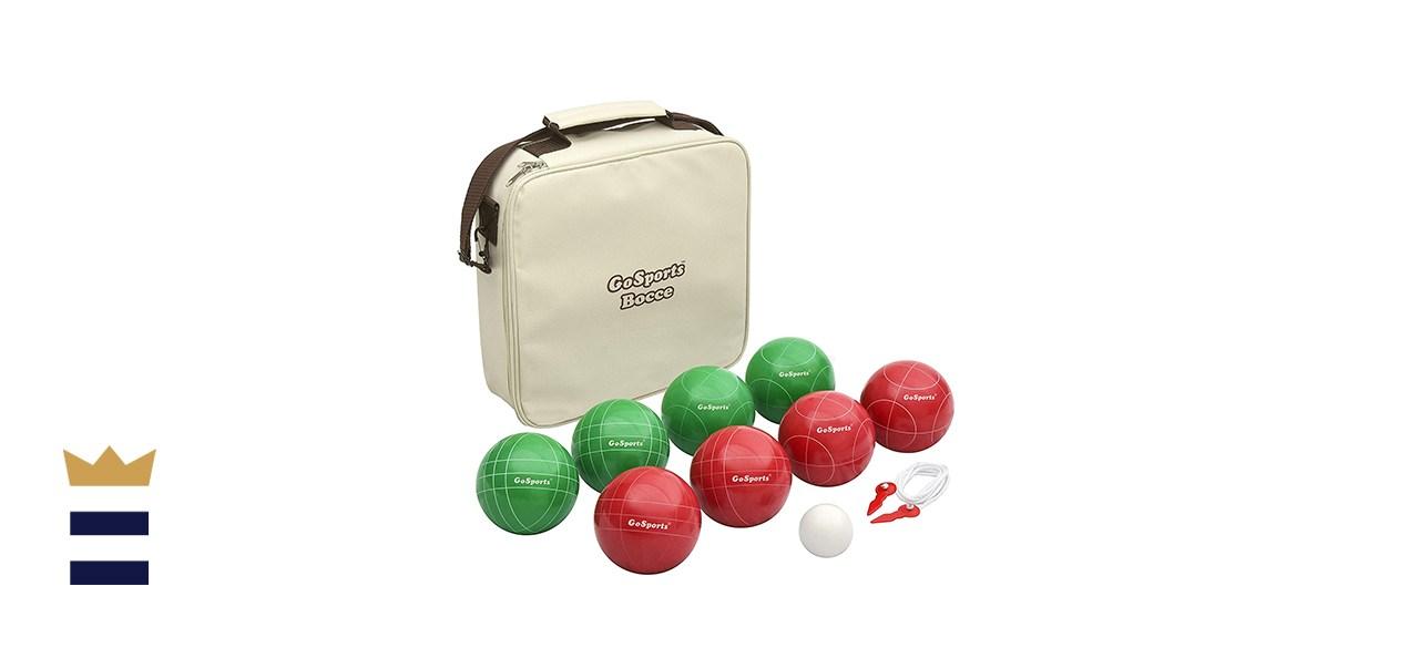 GoSports Regulation Bocce Ball Set