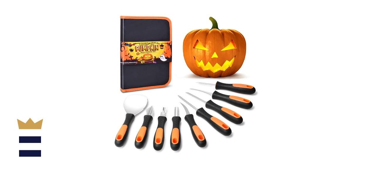 GoStock Pumpkin Carving Kit