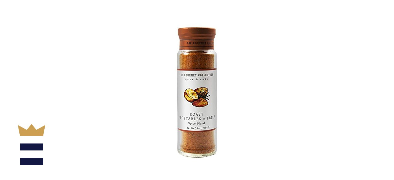 The Gourmet Collection Seasoning Blends Grilled Vegetables & amp;  Spice mix seasoning for french fries fo