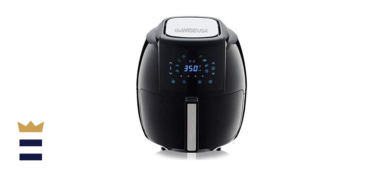 GoWISE USA 5.8-Quart 8-in-1 Digital Air Fryer