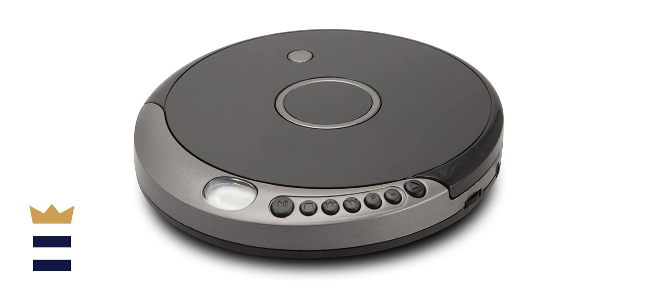 GPX Portable Cd Player with Bluetooth