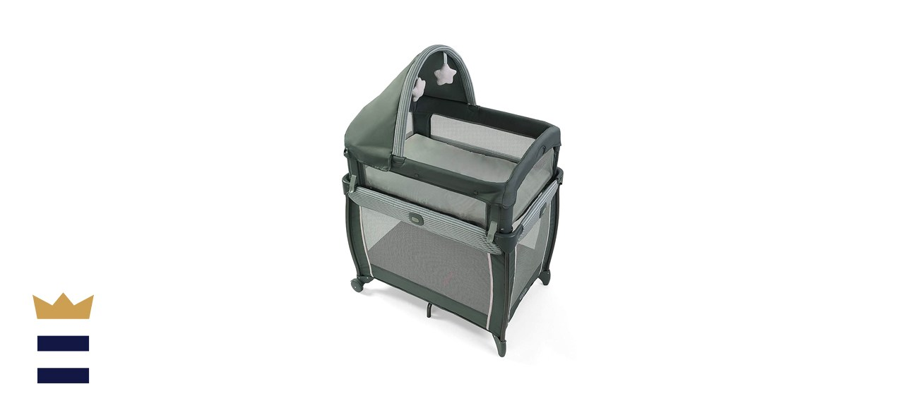 Graco My View 4 in Baby Bassinet