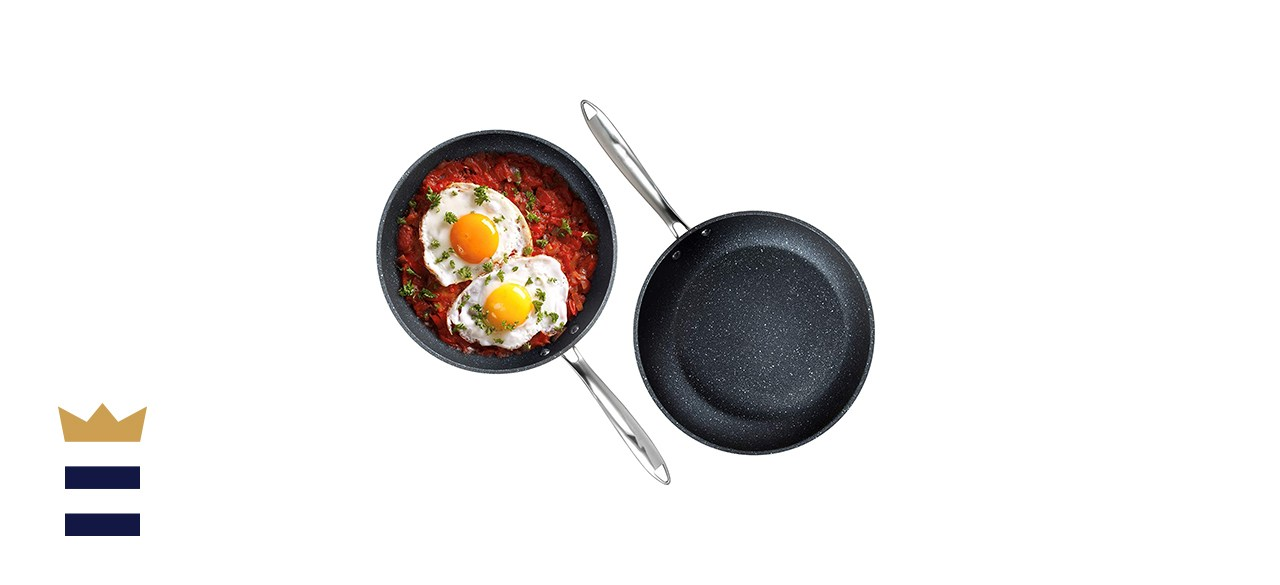 Granite Stone Professional Frying Pan Set 10-inch and 11.5-inch