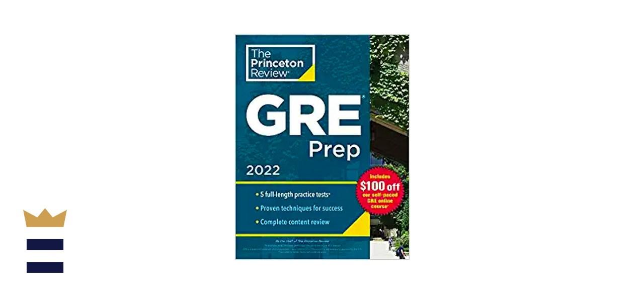 GRE prep book
