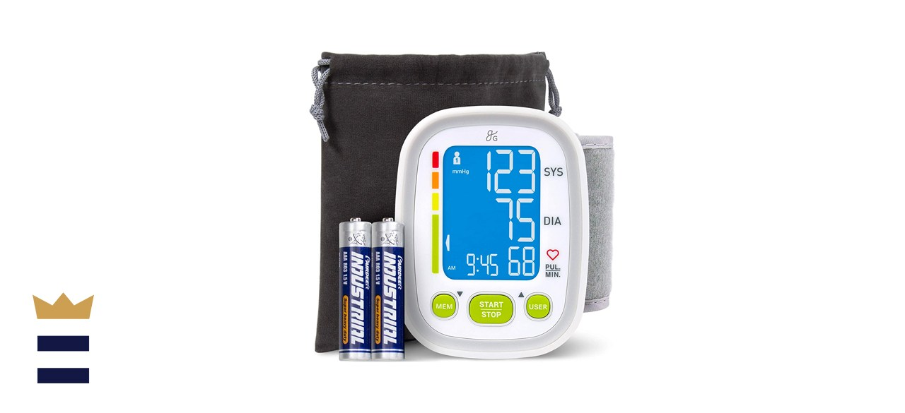 Greater Goods Wrist Blood Pressure Monitor