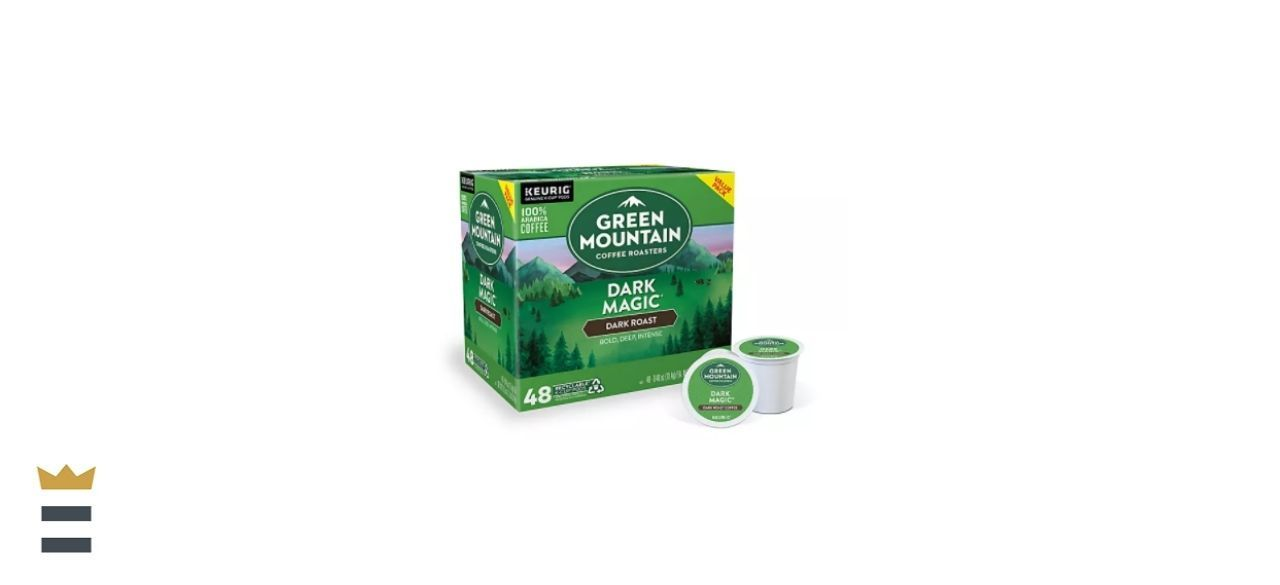 Green Mountain Coffee Dark Magic K-Cup