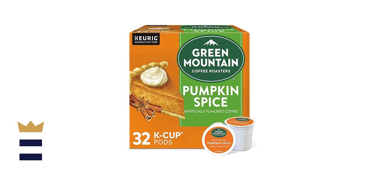 Green Mountain Coffee Roasters Seasonal Selections Pumpkin Spice - 32 Count