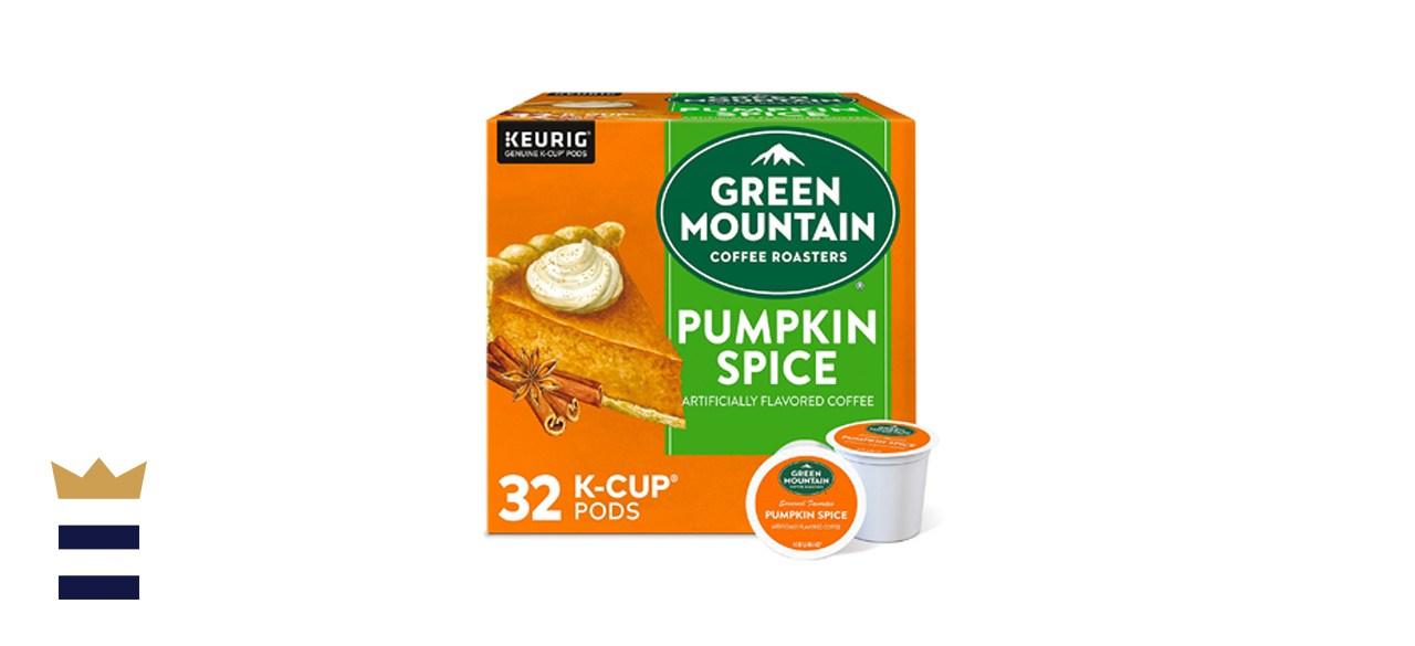 Green Mountain Coffee Roasters Seasonal Selections Pumpkin Spice Coffee Pods