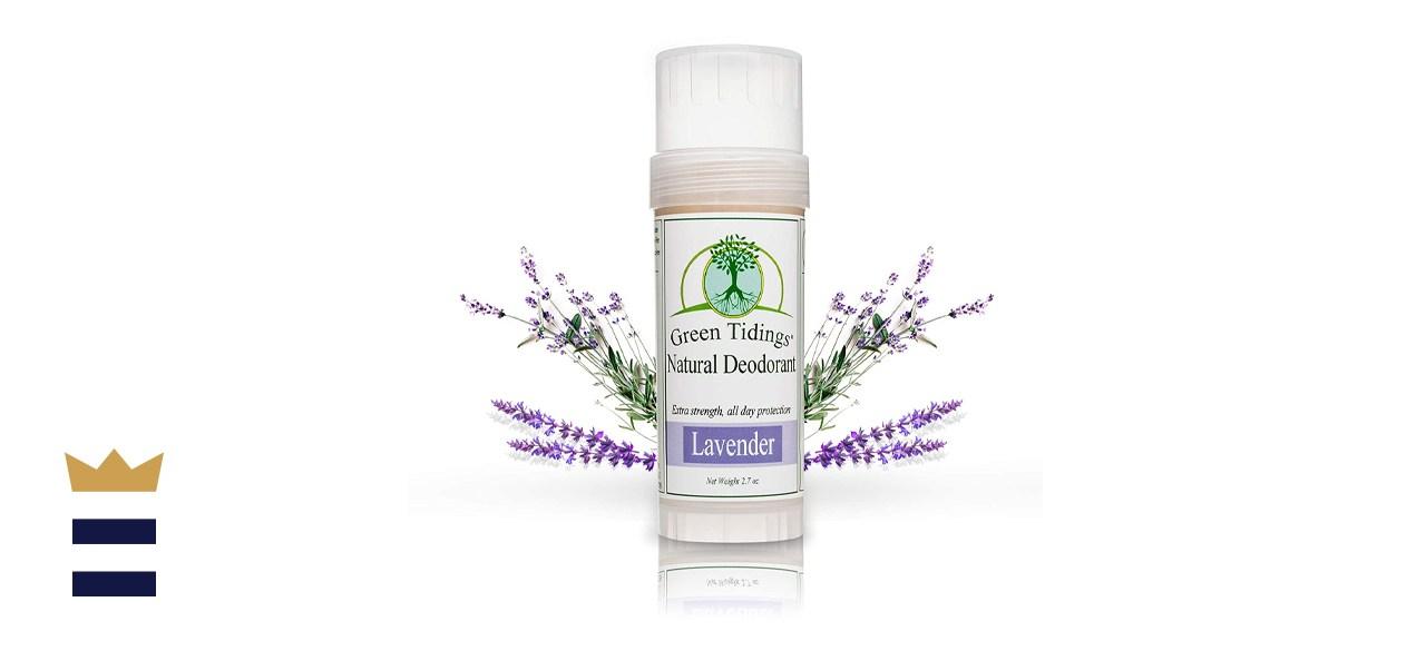 Green Tidings All Natural Deodorant