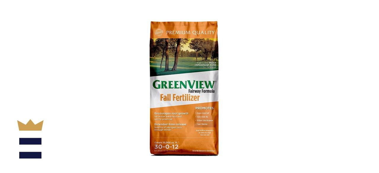 GreenView Fairway Formula Fall Lawn Fertilizer