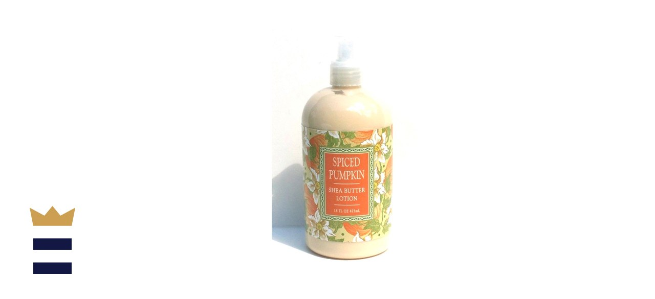 Greenwich Bay Spiced Pumpkin Hand and Body Lotion