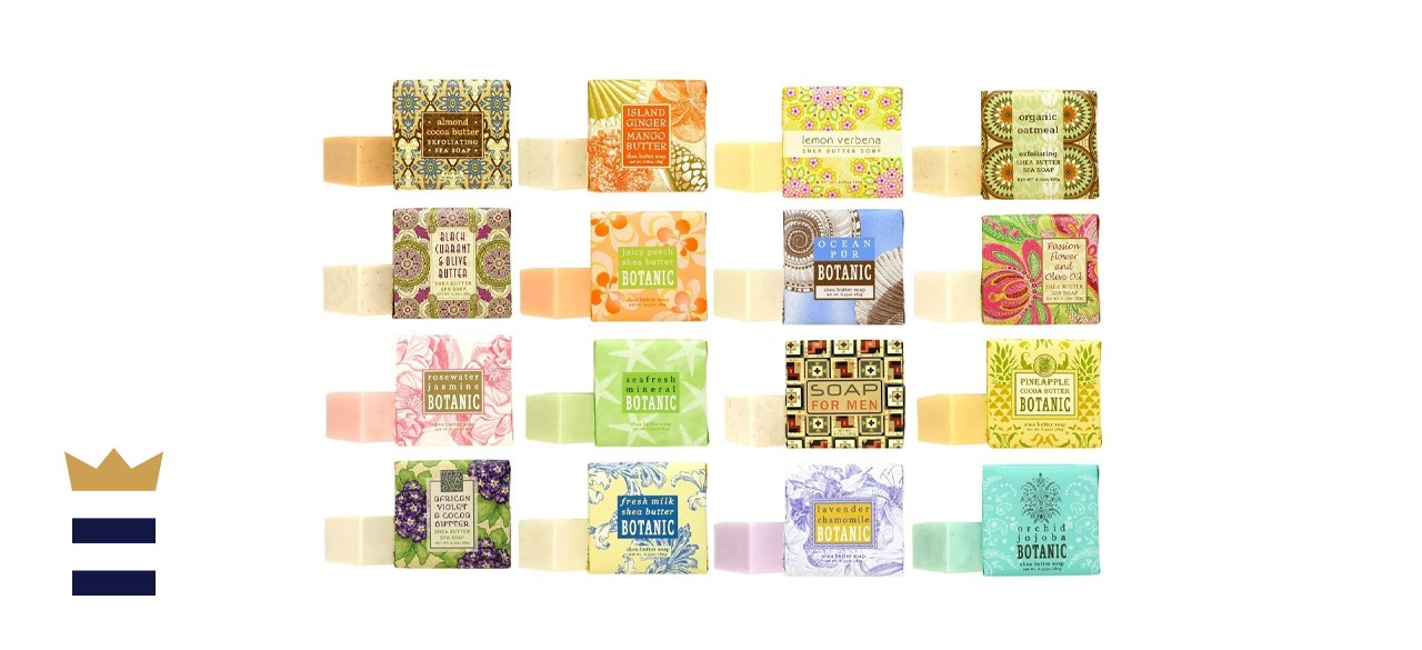 Greenwich Bay Trading Company Soaps Sampler Pack