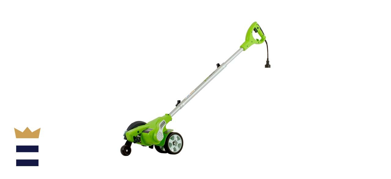 Greenworks' Electric Corded Edger