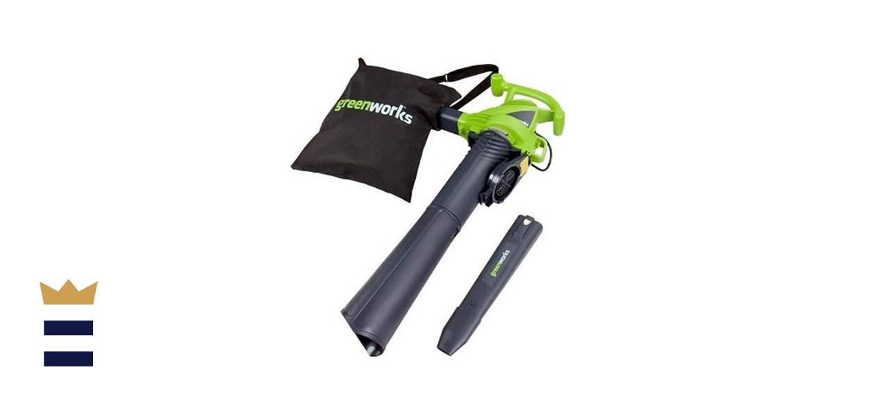 Greenworks 12-Amp Blower/Vacuum