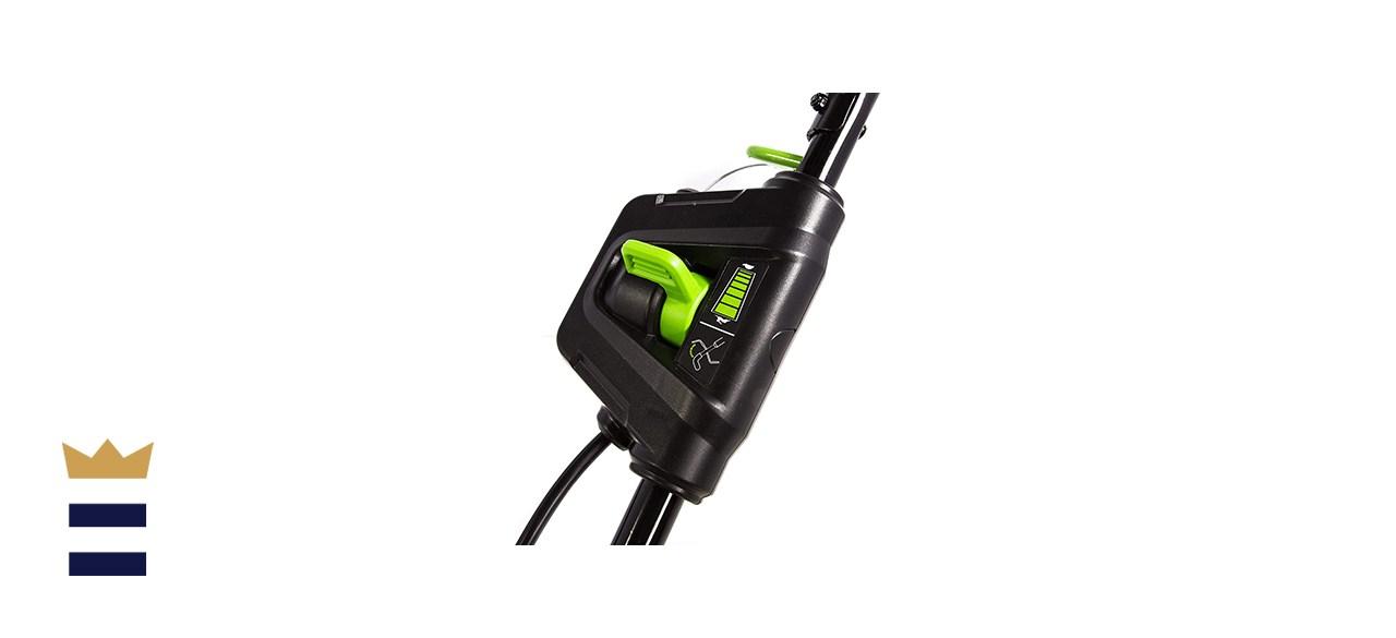 Greenworks 40V 21-Inch Brushless Self-Propelled Mower