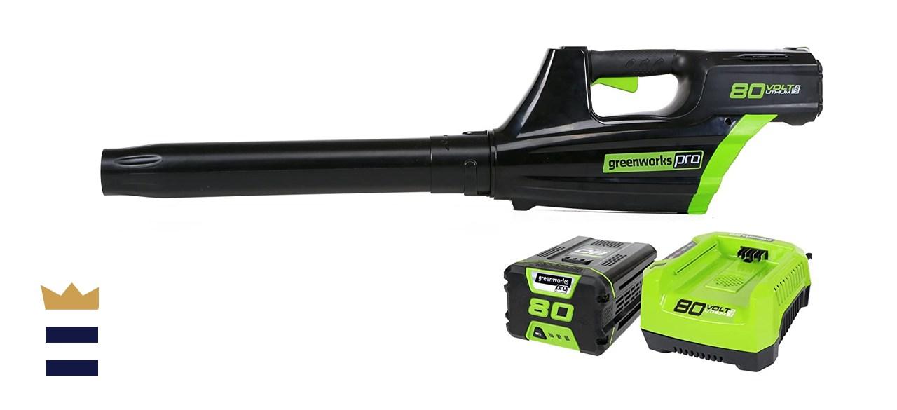 Greenworks Pro 80V Cordless Blower