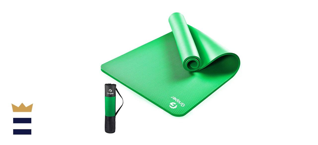 Grouper Thick Yoga Mat