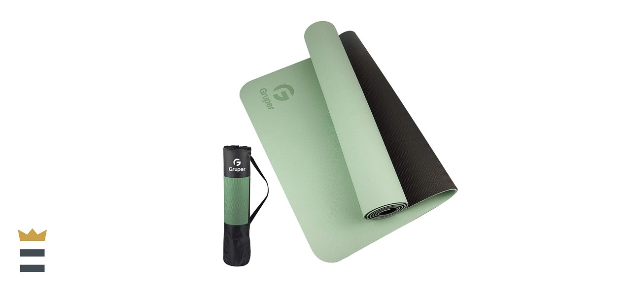 Gruper TPE Yoga Mat
