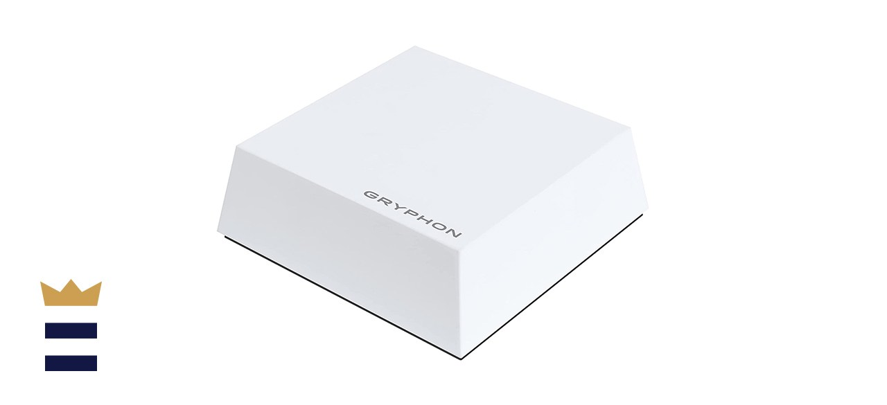 Gryphon Guardian Router and Mesh WiFi System with Dual-Band Connectivity