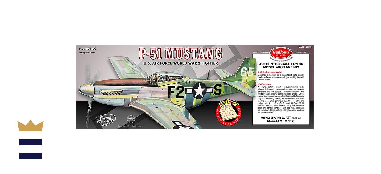 Guillo's P51 Mustang Model Kit