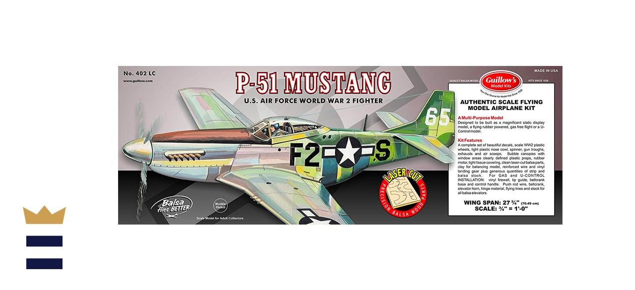 Guillow P-51 Mustang