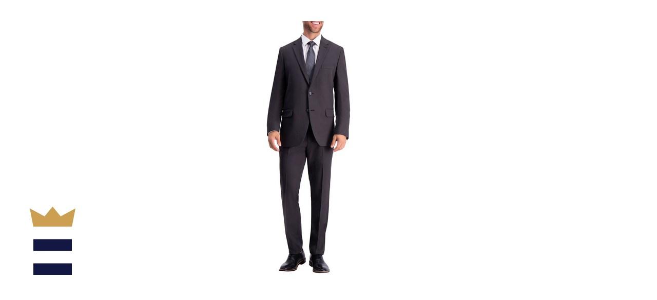 Haggar Active Series Slim-Fit Suit